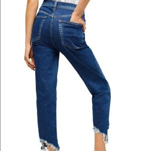 💫host pick!💫 7 for all mankind high waisted cropped straight jeans